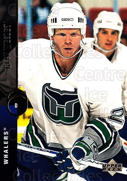 1994-95 Upper Deck #89 Glen Wesley<br/>7 In Stock - $1.00 each - <a href=https://centericecollectibles.foxycart.com/cart?name=1994-95%20Upper%20Deck%20%2389%20Glen%20Wesley...&quantity_max=7&price=$1.00&code=184263 class=foxycart> Buy it now! </a>