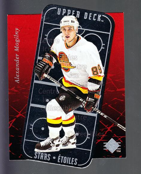 1995-96 SP Stars #28 Alexander Mogilny<br/>7 In Stock - $2.00 each - <a href=https://centericecollectibles.foxycart.com/cart?name=1995-96%20SP%20Stars%20%2328%20Alexander%20Mogil...&quantity_max=7&price=$2.00&code=184615 class=foxycart> Buy it now! </a>
