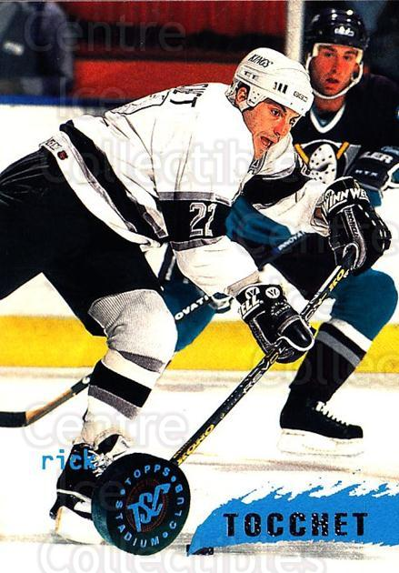1995-96 Stadium Club #32 Rick Tocchet<br/>5 In Stock - $1.00 each - <a href=https://centericecollectibles.foxycart.com/cart?name=1995-96%20Stadium%20Club%20%2332%20Rick%20Tocchet...&quantity_max=5&price=$1.00&code=184648 class=foxycart> Buy it now! </a>