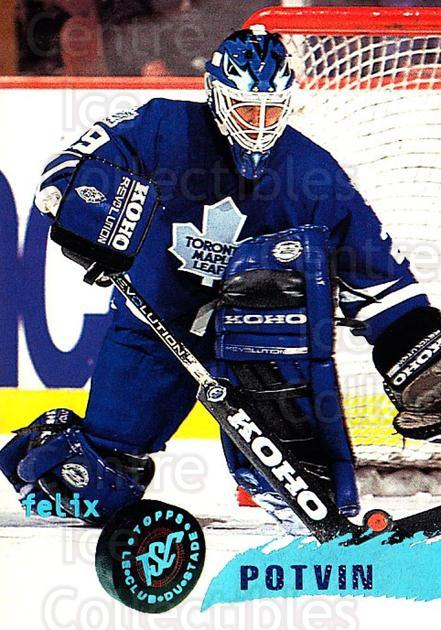 1995-96 Stadium Club #80 Felix Potvin<br/>5 In Stock - $1.00 each - <a href=https://centericecollectibles.foxycart.com/cart?name=1995-96%20Stadium%20Club%20%2380%20Felix%20Potvin...&quantity_max=5&price=$1.00&code=184700 class=foxycart> Buy it now! </a>