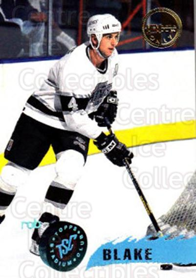 1995-96 Stadium Club Members Only #56 Rob Blake<br/>7 In Stock - $3.00 each - <a href=https://centericecollectibles.foxycart.com/cart?name=1995-96%20Stadium%20Club%20Members%20Only%20%2356%20Rob%20Blake...&quantity_max=7&price=$3.00&code=184728 class=foxycart> Buy it now! </a>