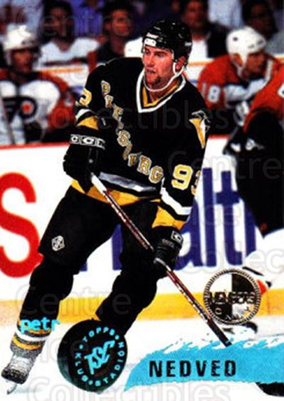 1995-96 Stadium Club Members Only #64 Petr Nedved<br/>6 In Stock - $3.00 each - <a href=https://centericecollectibles.foxycart.com/cart?name=1995-96%20Stadium%20Club%20Members%20Only%20%2364%20Petr%20Nedved...&quantity_max=6&price=$3.00&code=184736 class=foxycart> Buy it now! </a>
