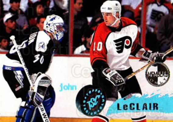 1995-96 Stadium Club Members Only #77 John LeClair<br/>2 In Stock - $3.00 each - <a href=https://centericecollectibles.foxycart.com/cart?name=1995-96%20Stadium%20Club%20Members%20Only%20%2377%20John%20LeClair...&quantity_max=2&price=$3.00&code=184749 class=foxycart> Buy it now! </a>