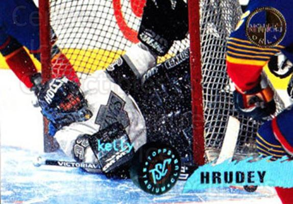 1995-96 Stadium Club Members Only #8 Kelly Hrudey<br/>6 In Stock - $3.00 each - <a href=https://centericecollectibles.foxycart.com/cart?name=1995-96%20Stadium%20Club%20Members%20Only%20%238%20Kelly%20Hrudey...&quantity_max=6&price=$3.00&code=184752 class=foxycart> Buy it now! </a>