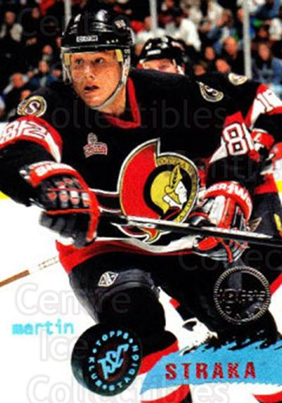 1995-96 Stadium Club Members Only #87 Martin Straka<br/>3 In Stock - $3.00 each - <a href=https://centericecollectibles.foxycart.com/cart?name=1995-96%20Stadium%20Club%20Members%20Only%20%2387%20Martin%20Straka...&quantity_max=3&price=$3.00&code=184758 class=foxycart> Buy it now! </a>