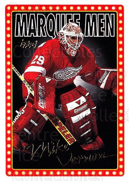 1995-96 Topps #11 Mike Vernon<br/>3 In Stock - $1.00 each - <a href=https://centericecollectibles.foxycart.com/cart?name=1995-96%20Topps%20%2311%20Mike%20Vernon...&quantity_max=3&price=$1.00&code=184836 class=foxycart> Buy it now! </a>