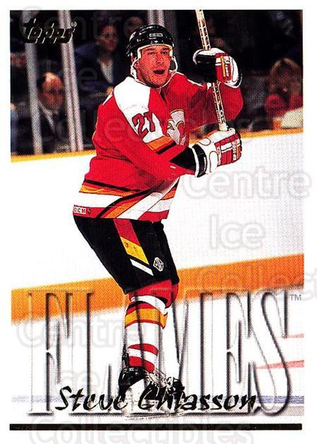 1995-96 Topps #129 Steve Chiasson<br/>5 In Stock - $1.00 each - <a href=https://centericecollectibles.foxycart.com/cart?name=1995-96%20Topps%20%23129%20Steve%20Chiasson...&quantity_max=5&price=$1.00&code=184857 class=foxycart> Buy it now! </a>