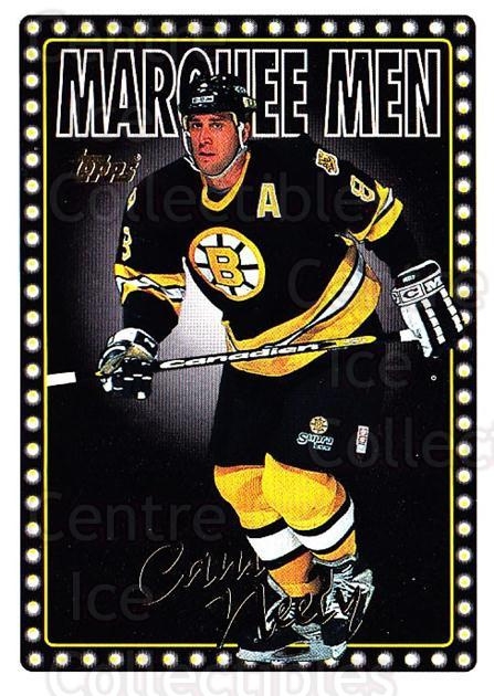 1995-96 Topps #15 Cam Neely<br/>4 In Stock - $1.00 each - <a href=https://centericecollectibles.foxycart.com/cart?name=1995-96%20Topps%20%2315%20Cam%20Neely...&quantity_max=4&price=$1.00&code=184880 class=foxycart> Buy it now! </a>
