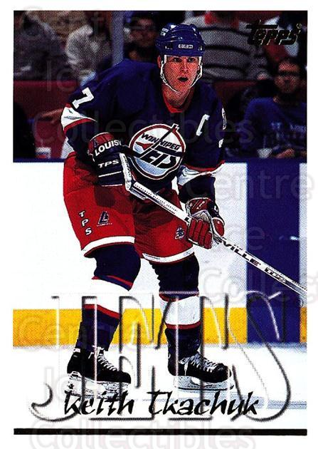 1995-96 Topps #152 Keith Tkachuk<br/>5 In Stock - $1.00 each - <a href=https://centericecollectibles.foxycart.com/cart?name=1995-96%20Topps%20%23152%20Keith%20Tkachuk...&quantity_max=5&price=$1.00&code=184882 class=foxycart> Buy it now! </a>