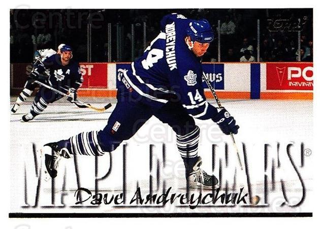 1995-96 Topps #175 Dave Andreychuk<br/>4 In Stock - $1.00 each - <a href=https://centericecollectibles.foxycart.com/cart?name=1995-96%20Topps%20%23175%20Dave%20Andreychuk...&quantity_max=4&price=$1.00&code=184907 class=foxycart> Buy it now! </a>