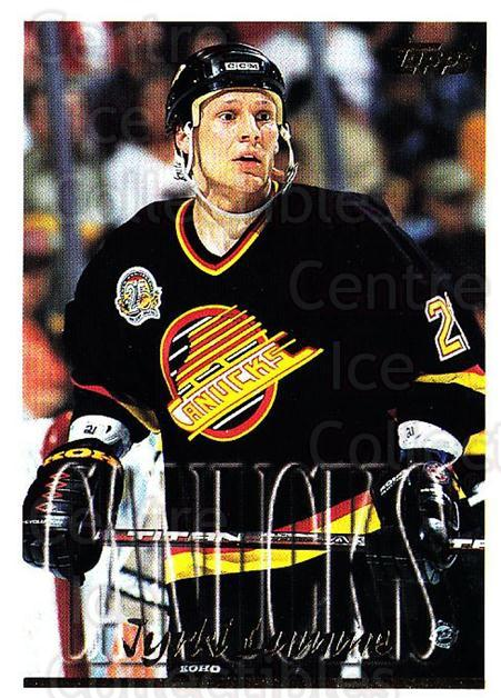 1995-96 Topps #204 Jyrki Lumme<br/>5 In Stock - $1.00 each - <a href=https://centericecollectibles.foxycart.com/cart?name=1995-96%20Topps%20%23204%20Jyrki%20Lumme...&quantity_max=5&price=$1.00&code=184940 class=foxycart> Buy it now! </a>