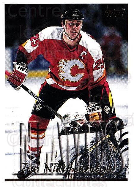 1995-96 Topps #233 Joe Nieuwendyk<br/>1 In Stock - $1.00 each - <a href=https://centericecollectibles.foxycart.com/cart?name=1995-96%20Topps%20%23233%20Joe%20Nieuwendyk...&quantity_max=1&price=$1.00&code=184971 class=foxycart> Buy it now! </a>