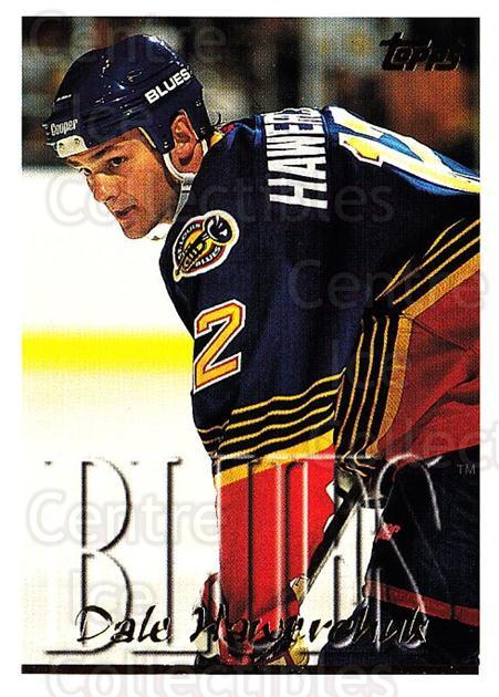 1995-96 Topps #271 Dale Hawerchuk<br/>3 In Stock - $1.00 each - <a href=https://centericecollectibles.foxycart.com/cart?name=1995-96%20Topps%20%23271%20Dale%20Hawerchuk...&quantity_max=3&price=$1.00&code=185013 class=foxycart> Buy it now! </a>