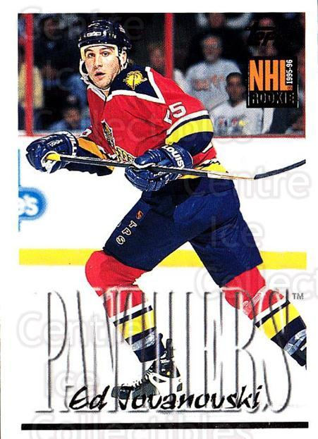 1995-96 Topps #354 Ed Jovanovski<br/>3 In Stock - $1.00 each - <a href=https://centericecollectibles.foxycart.com/cart?name=1995-96%20Topps%20%23354%20Ed%20Jovanovski...&quantity_max=3&price=$1.00&code=185102 class=foxycart> Buy it now! </a>