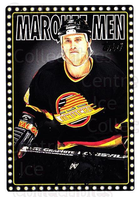 1995-96 Topps #376 Alexander Mogilny<br/>1 In Stock - $1.00 each - <a href=https://centericecollectibles.foxycart.com/cart?name=1995-96%20Topps%20%23376%20Alexander%20Mogil...&quantity_max=1&price=$1.00&code=185126 class=foxycart> Buy it now! </a>