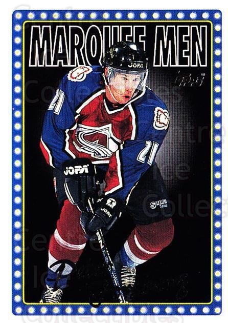1995-96 Topps #380 Peter Forsberg<br/>2 In Stock - $2.00 each - <a href=https://centericecollectibles.foxycart.com/cart?name=1995-96%20Topps%20%23380%20Peter%20Forsberg...&quantity_max=2&price=$2.00&code=185131 class=foxycart> Buy it now! </a>