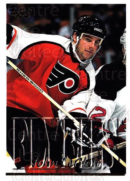1995-96 Topps #65 John LeClair<br/>3 In Stock - $1.00 each - <a href=https://centericecollectibles.foxycart.com/cart?name=1995-96%20Topps%20%2365%20John%20LeClair...&quantity_max=3&price=$1.00&code=185166 class=foxycart> Buy it now! </a>