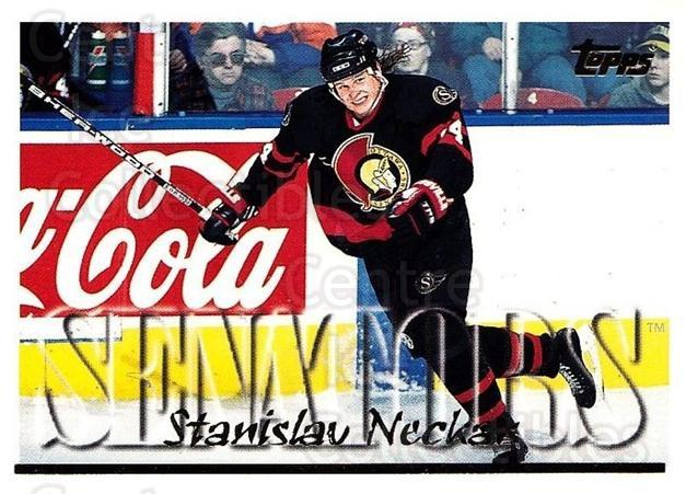 1995-96 Topps #91 Stanislav Neckar<br/>5 In Stock - $1.00 each - <a href=https://centericecollectibles.foxycart.com/cart?name=1995-96%20Topps%20%2391%20Stanislav%20Necka...&quantity_max=5&price=$1.00&code=185195 class=foxycart> Buy it now! </a>