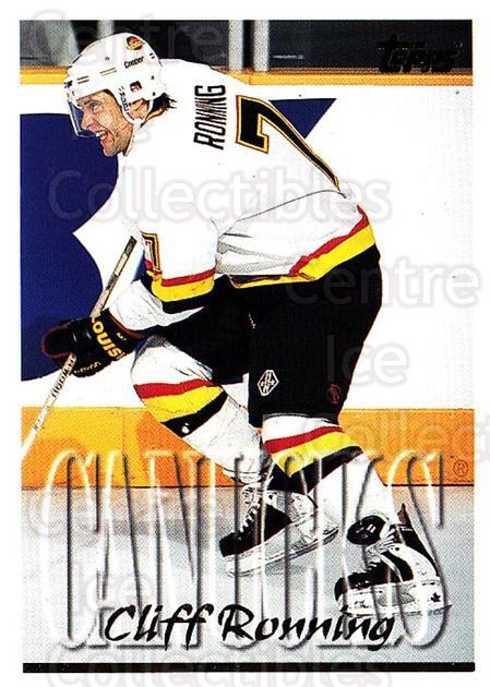 1995-96 Topps #99 Cliff Ronning<br/>5 In Stock - $1.00 each - <a href=https://centericecollectibles.foxycart.com/cart?name=1995-96%20Topps%20%2399%20Cliff%20Ronning...&quantity_max=5&price=$1.00&code=185202 class=foxycart> Buy it now! </a>