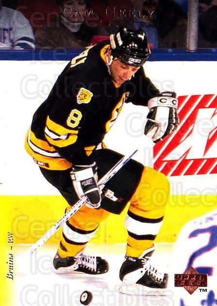 1995-96 Upper Deck #1 Cam Neely<br/>5 In Stock - $1.00 each - <a href=https://centericecollectibles.foxycart.com/cart?name=1995-96%20Upper%20Deck%20%231%20Cam%20Neely...&quantity_max=5&price=$1.00&code=185203 class=foxycart> Buy it now! </a>
