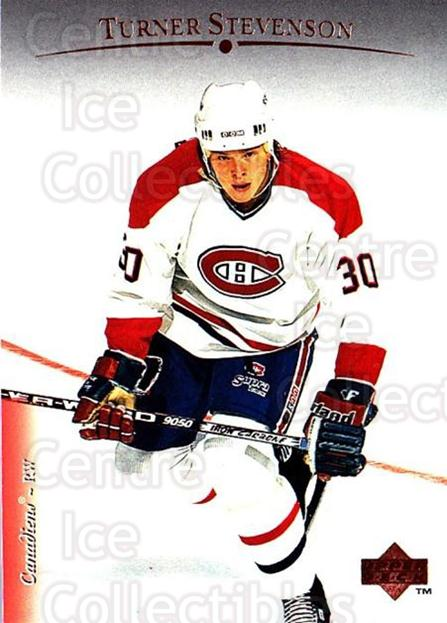 1995-96 Upper Deck #202 Turner Stevenson<br/>4 In Stock - $1.00 each - <a href=https://centericecollectibles.foxycart.com/cart?name=1995-96%20Upper%20Deck%20%23202%20Turner%20Stevenso...&quantity_max=4&price=$1.00&code=185317 class=foxycart> Buy it now! </a>