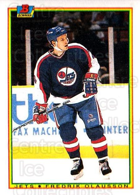 1990-91 Bowman #131 Bob Essensa<br/>3 In Stock - $1.00 each - <a href=https://centericecollectibles.foxycart.com/cart?name=1990-91%20Bowman%20%23131%20Bob%20Essensa...&quantity_max=3&price=$1.00&code=18558 class=foxycart> Buy it now! </a>