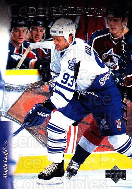 1995-96 Upper Deck Electric Ice #291 Doug Gilmour<br/>5 In Stock - $2.00 each - <a href=https://centericecollectibles.foxycart.com/cart?name=1995-96%20Upper%20Deck%20Electric%20Ice%20%23291%20Doug%20Gilmour...&quantity_max=5&price=$2.00&code=185787 class=foxycart> Buy it now! </a>