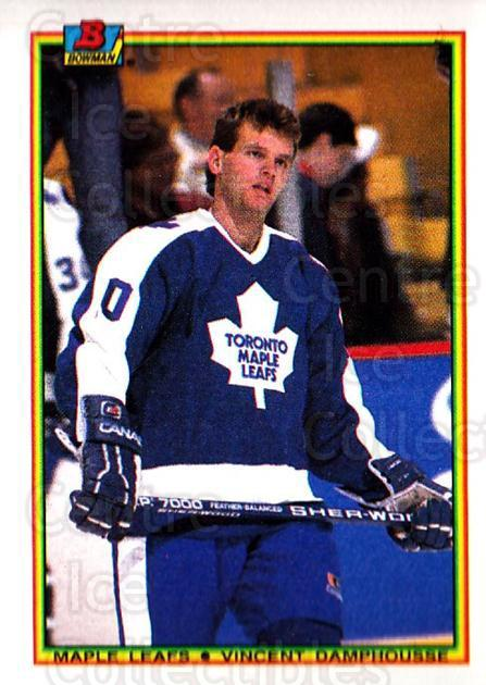 1990-91 Bowman #159 Wendel Clark<br/>1 In Stock - $1.00 each - <a href=https://centericecollectibles.foxycart.com/cart?name=1990-91%20Bowman%20%23159%20Wendel%20Clark...&quantity_max=1&price=$1.00&code=18587 class=foxycart> Buy it now! </a>