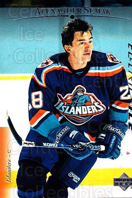 1995-96 Upper Deck Electric Ice #40 Alexander Semak<br/>5 In Stock - $2.00 each - <a href=https://centericecollectibles.foxycart.com/cart?name=1995-96%20Upper%20Deck%20Electric%20Ice%20%2340%20Alexander%20Semak...&quantity_max=5&price=$2.00&code=185899 class=foxycart> Buy it now! </a>