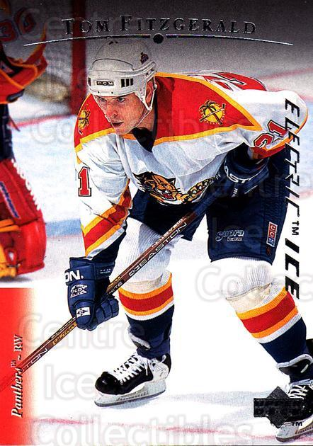 1995-96 Upper Deck Electric Ice #436 Tom Fitzgerald<br/>18 In Stock - $2.00 each - <a href=https://centericecollectibles.foxycart.com/cart?name=1995-96%20Upper%20Deck%20Electric%20Ice%20%23436%20Tom%20Fitzgerald...&quantity_max=18&price=$2.00&code=185936 class=foxycart> Buy it now! </a>