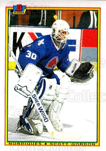 1990-91 Bowman #167 Marc Fortier<br/>6 In Stock - $1.00 each - <a href=https://centericecollectibles.foxycart.com/cart?name=1990-91%20Bowman%20%23167%20Marc%20Fortier...&quantity_max=6&price=$1.00&code=18596 class=foxycart> Buy it now! </a>