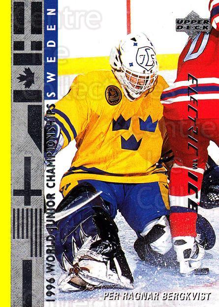 1995-96 Upper Deck Electric Ice #564 Per-Ragnar Bergkvist<br/>11 In Stock - $2.00 each - <a href=https://centericecollectibles.foxycart.com/cart?name=1995-96%20Upper%20Deck%20Electric%20Ice%20%23564%20Per-Ragnar%20Berg...&price=$2.00&code=186061 class=foxycart> Buy it now! </a>
