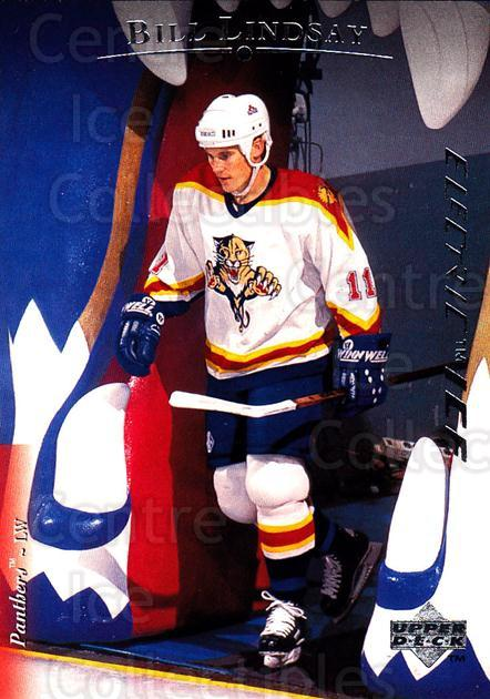 1995-96 Upper Deck Electric Ice #63 Bill Lindsay<br/>6 In Stock - $2.00 each - <a href=https://centericecollectibles.foxycart.com/cart?name=1995-96%20Upper%20Deck%20Electric%20Ice%20%2363%20Bill%20Lindsay...&quantity_max=6&price=$2.00&code=186072 class=foxycart> Buy it now! </a>