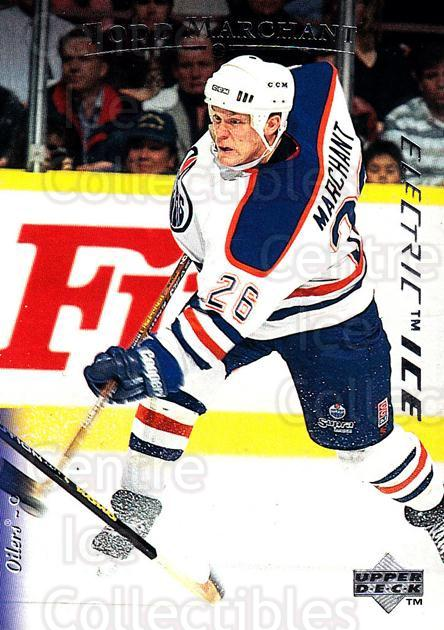 1995-96 Upper Deck Electric Ice #71 Todd Marchant<br/>5 In Stock - $2.00 each - <a href=https://centericecollectibles.foxycart.com/cart?name=1995-96%20Upper%20Deck%20Electric%20Ice%20%2371%20Todd%20Marchant...&quantity_max=5&price=$2.00&code=186081 class=foxycart> Buy it now! </a>