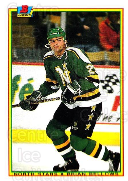 1990-91 Bowman #178 Neal Broten<br/>7 In Stock - $1.00 each - <a href=https://centericecollectibles.foxycart.com/cart?name=1990-91%20Bowman%20%23178%20Neal%20Broten...&quantity_max=7&price=$1.00&code=18608 class=foxycart> Buy it now! </a>
