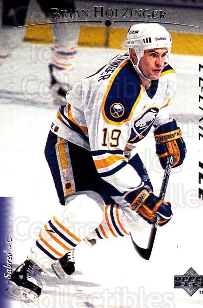 1995-96 Upper Deck Electric Ice #88 Brian Holzinger<br/>4 In Stock - $2.00 each - <a href=https://centericecollectibles.foxycart.com/cart?name=1995-96%20Upper%20Deck%20Electric%20Ice%20%2388%20Brian%20Holzinger...&quantity_max=4&price=$2.00&code=186098 class=foxycart> Buy it now! </a>