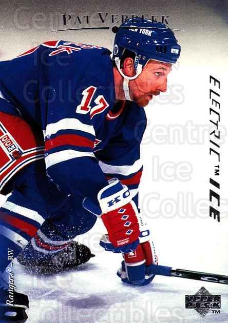 1995-96 Upper Deck Electric Ice #98 Pat Verbeek<br/>5 In Stock - $2.00 each - <a href=https://centericecollectibles.foxycart.com/cart?name=1995-96%20Upper%20Deck%20Electric%20Ice%20%2398%20Pat%20Verbeek...&quantity_max=5&price=$2.00&code=186108 class=foxycart> Buy it now! </a>