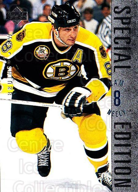 1995-96 Upper Deck Special Edition #94 Cam Neely<br/>3 In Stock - $1.00 each - <a href=https://centericecollectibles.foxycart.com/cart?name=1995-96%20Upper%20Deck%20Special%20Edition%20%2394%20Cam%20Neely...&quantity_max=3&price=$1.00&code=186116 class=foxycart> Buy it now! </a>