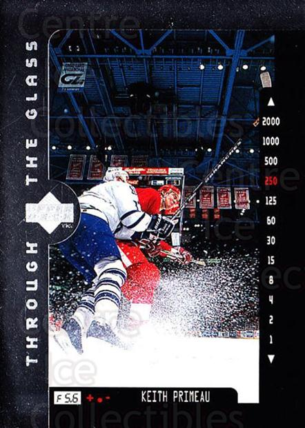 1996-97 Upper Deck #203 Keith Primeau<br/>7 In Stock - $1.00 each - <a href=https://centericecollectibles.foxycart.com/cart?name=1996-97%20Upper%20Deck%20%23203%20Keith%20Primeau...&quantity_max=7&price=$1.00&code=186297 class=foxycart> Buy it now! </a>