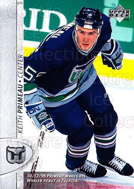 1996-97 Upper Deck #271 Keith Primeau<br/>6 In Stock - $1.00 each - <a href=https://centericecollectibles.foxycart.com/cart?name=1996-97%20Upper%20Deck%20%23271%20Keith%20Primeau...&quantity_max=6&price=$1.00&code=186372 class=foxycart> Buy it now! </a>