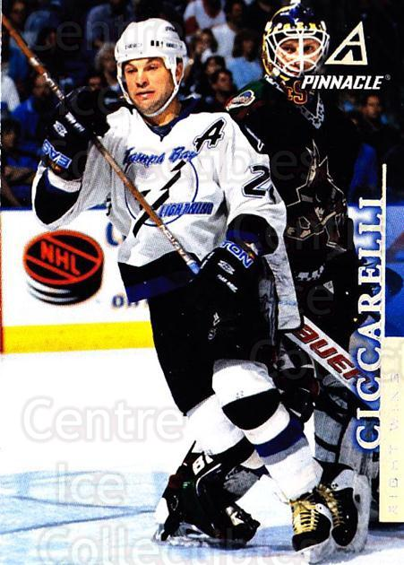 1997-98 Pinnacle #68 Dino Ciccarelli<br/>6 In Stock - $1.00 each - <a href=https://centericecollectibles.foxycart.com/cart?name=1997-98%20Pinnacle%20%2368%20Dino%20Ciccarelli...&quantity_max=6&price=$1.00&code=187496 class=foxycart> Buy it now! </a>
