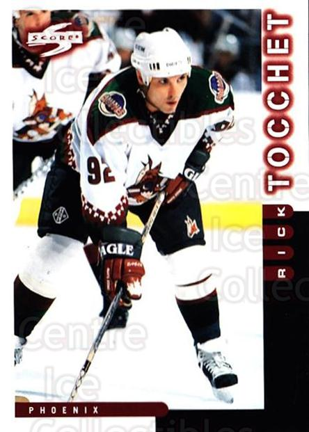 1997-98 Score #246 Rick Tocchet<br/>5 In Stock - $1.00 each - <a href=https://centericecollectibles.foxycart.com/cart?name=1997-98%20Score%20%23246%20Rick%20Tocchet...&quantity_max=5&price=$1.00&code=187536 class=foxycart> Buy it now! </a>