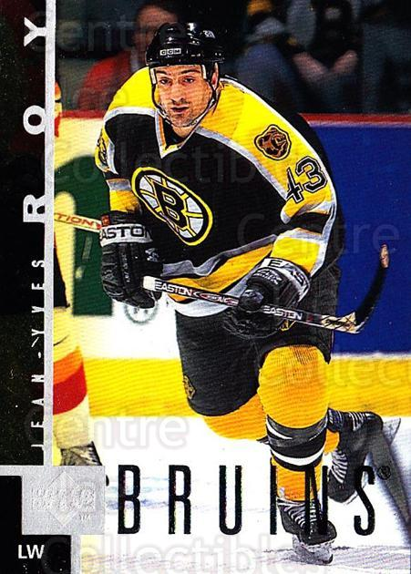 1997-98 Upper Deck #12 Jean-Yves Roy<br/>1 In Stock - $1.00 each - <a href=https://centericecollectibles.foxycart.com/cart?name=1997-98%20Upper%20Deck%20%2312%20Jean-Yves%20Roy...&quantity_max=1&price=$1.00&code=187596 class=foxycart> Buy it now! </a>