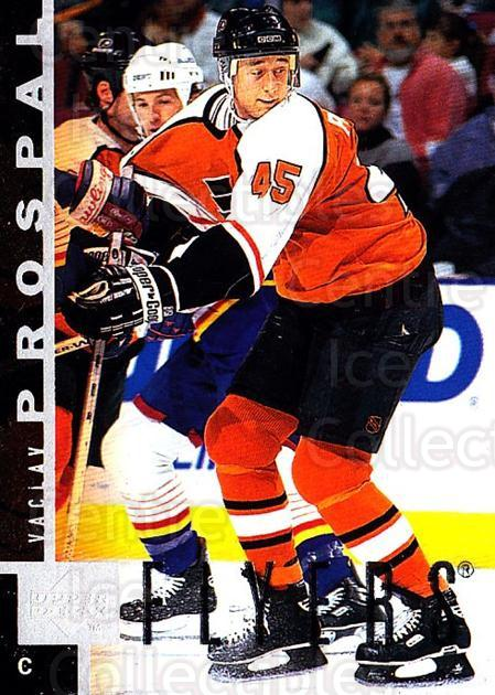 1997-98 Upper Deck #125 Vaclav Prospal<br/>4 In Stock - $1.00 each - <a href=https://centericecollectibles.foxycart.com/cart?name=1997-98%20Upper%20Deck%20%23125%20Vaclav%20Prospal...&quantity_max=4&price=$1.00&code=187602 class=foxycart> Buy it now! </a>