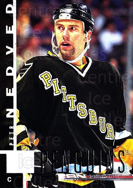1997-98 Upper Deck #137 Petr Nedved<br/>5 In Stock - $1.00 each - <a href=https://centericecollectibles.foxycart.com/cart?name=1997-98%20Upper%20Deck%20%23137%20Petr%20Nedved...&quantity_max=5&price=$1.00&code=187615 class=foxycart> Buy it now! </a>