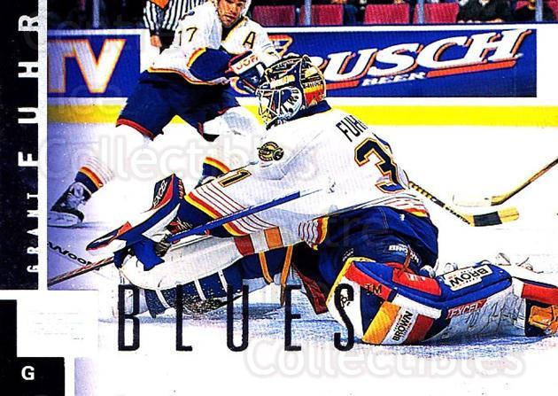 1997-98 Upper Deck #145 Grant Fuhr<br/>2 In Stock - $1.00 each - <a href=https://centericecollectibles.foxycart.com/cart?name=1997-98%20Upper%20Deck%20%23145%20Grant%20Fuhr...&quantity_max=2&price=$1.00&code=187624 class=foxycart> Buy it now! </a>