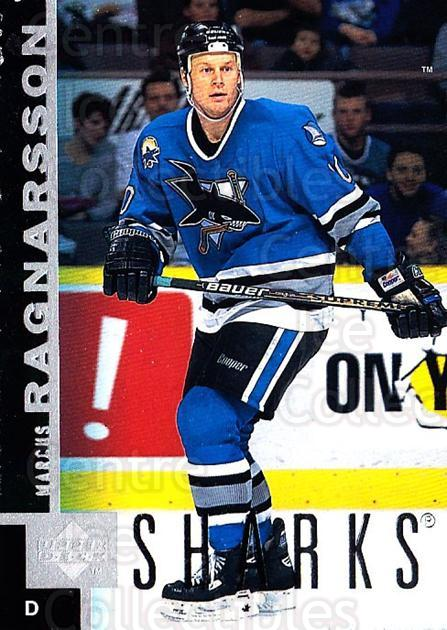 1997-98 Upper Deck #149 Marcus Ragnarsson<br/>5 In Stock - $1.00 each - <a href=https://centericecollectibles.foxycart.com/cart?name=1997-98%20Upper%20Deck%20%23149%20Marcus%20Ragnarss...&quantity_max=5&price=$1.00&code=187628 class=foxycart> Buy it now! </a>
