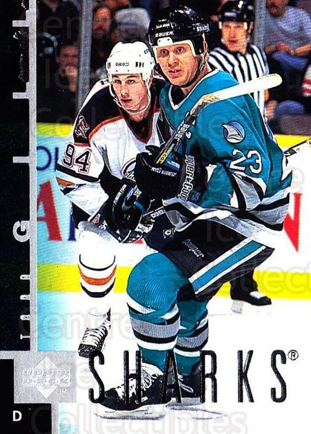 1997-98 Upper Deck #151 Todd Gill<br/>3 In Stock - $1.00 each - <a href=https://centericecollectibles.foxycart.com/cart?name=1997-98%20Upper%20Deck%20%23151%20Todd%20Gill...&quantity_max=3&price=$1.00&code=187631 class=foxycart> Buy it now! </a>