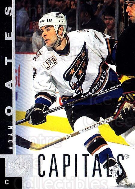 1997-98 Upper Deck #177 Adam Oates<br/>3 In Stock - $1.00 each - <a href=https://centericecollectibles.foxycart.com/cart?name=1997-98%20Upper%20Deck%20%23177%20Adam%20Oates...&quantity_max=3&price=$1.00&code=187658 class=foxycart> Buy it now! </a>