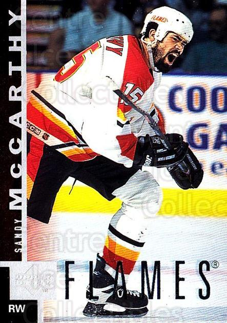 1997-98 Upper Deck #25 Sandy McCarthy<br/>4 In Stock - $1.00 each - <a href=https://centericecollectibles.foxycart.com/cart?name=1997-98%20Upper%20Deck%20%2325%20Sandy%20McCarthy...&quantity_max=4&price=$1.00&code=187736 class=foxycart> Buy it now! </a>